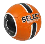 Select Street Soccer Orange
